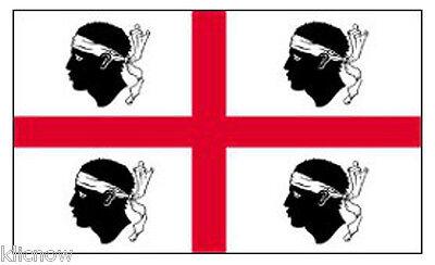SARDINIA FLAG 5FT X 3FT