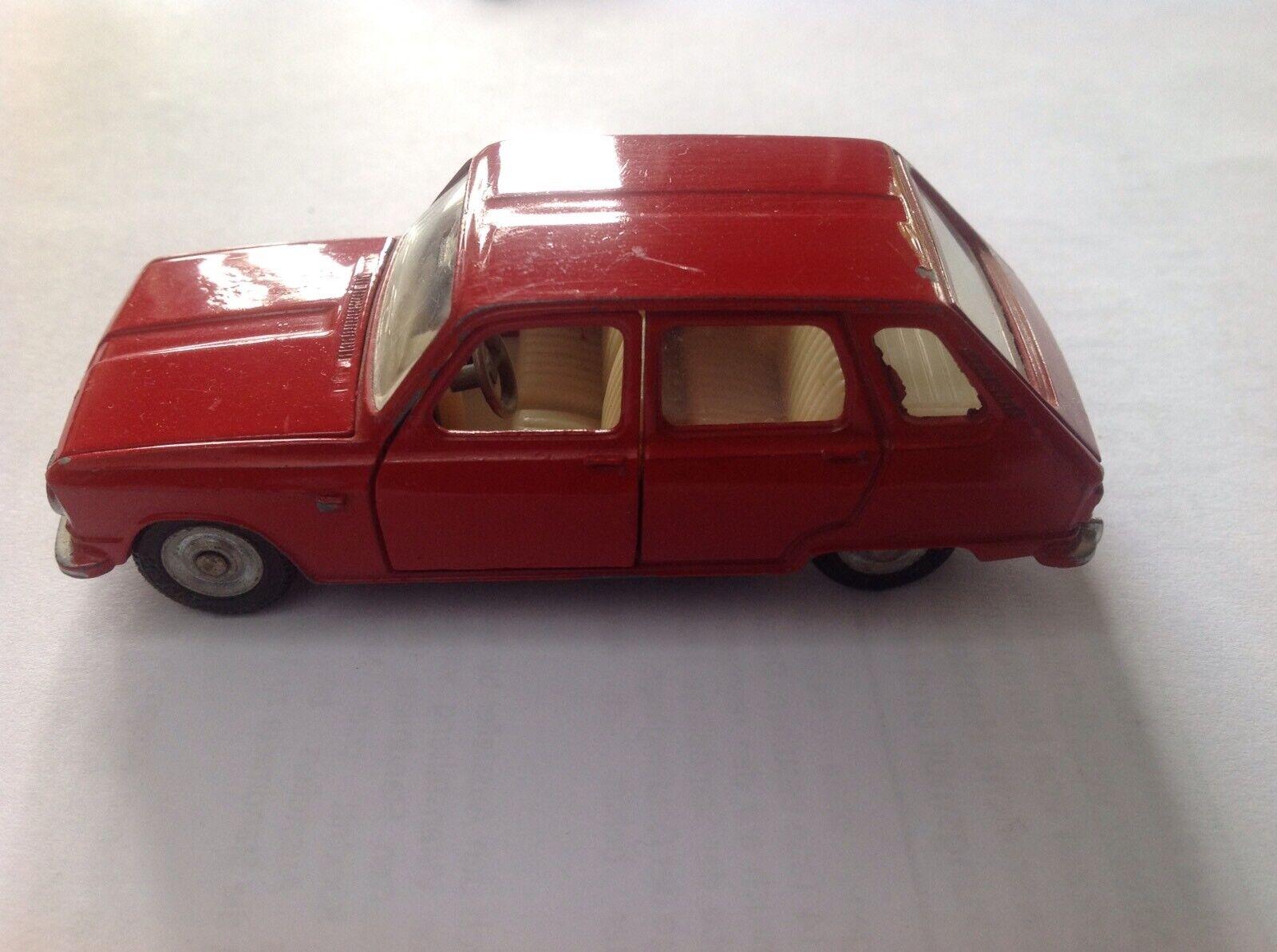 DinkyToys Meccano 1416  Renault 6