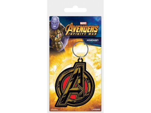 Porte-Clé Symbol Marvel Pyramid International Avengers Infinity War