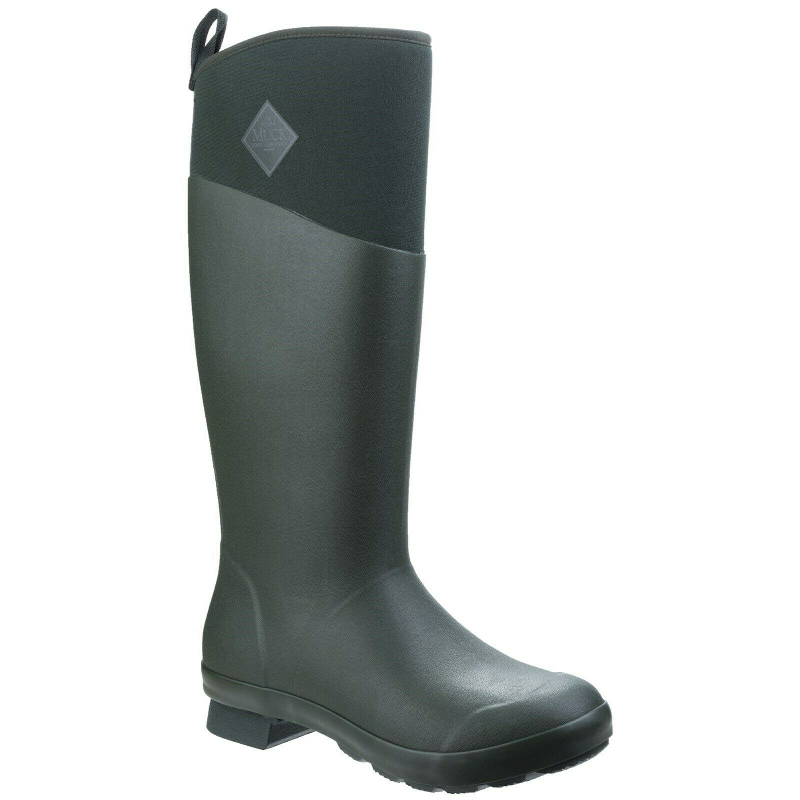 Muck botas Tremont botas Mujer Altos Impermeable de Agua Bota