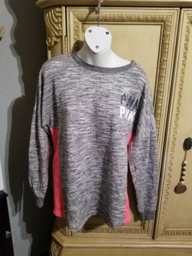 victoria secret pink Mesh Shirt