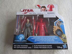 Star-Wars-2016-Force-Link-Rey-Jedi-Training-amp-Elite-Praetorian-Guard-NIP