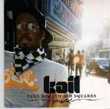 (AX878) Koil, True Hollywood Squares - DJ CD