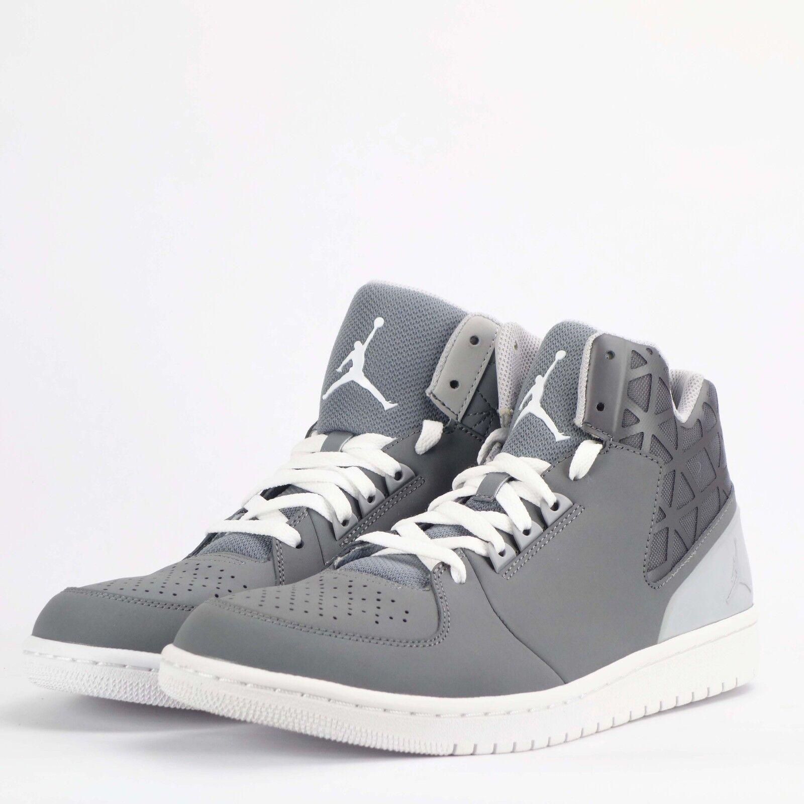 Nike Jordan 1 Flight 3 da Uomo Scarpe da FREDDO/Bianco Ginnastica GRIGIO FREDDO/Bianco da Scarpe classiche da uomo 253cec