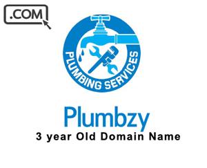 Plumbzy-Com-Get-Premium-Plumber-Irrigation-Watering-Service-Domain-Name