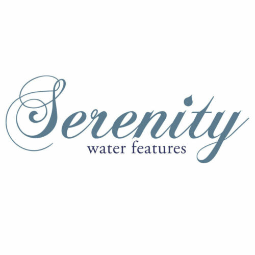 Serenity 5 Barrel Cascading Water Feature LED 60cm Garden Fountain Ornament NEW