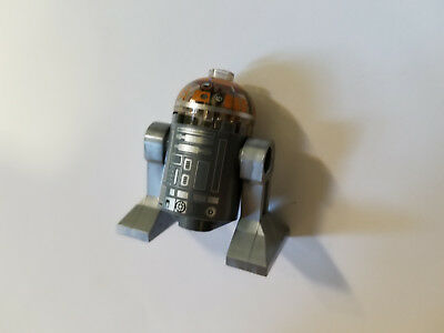 NEW LEGO STAR WARS R3-S1 MINIFIG  figure silver astromech droid 75172 r2-d2