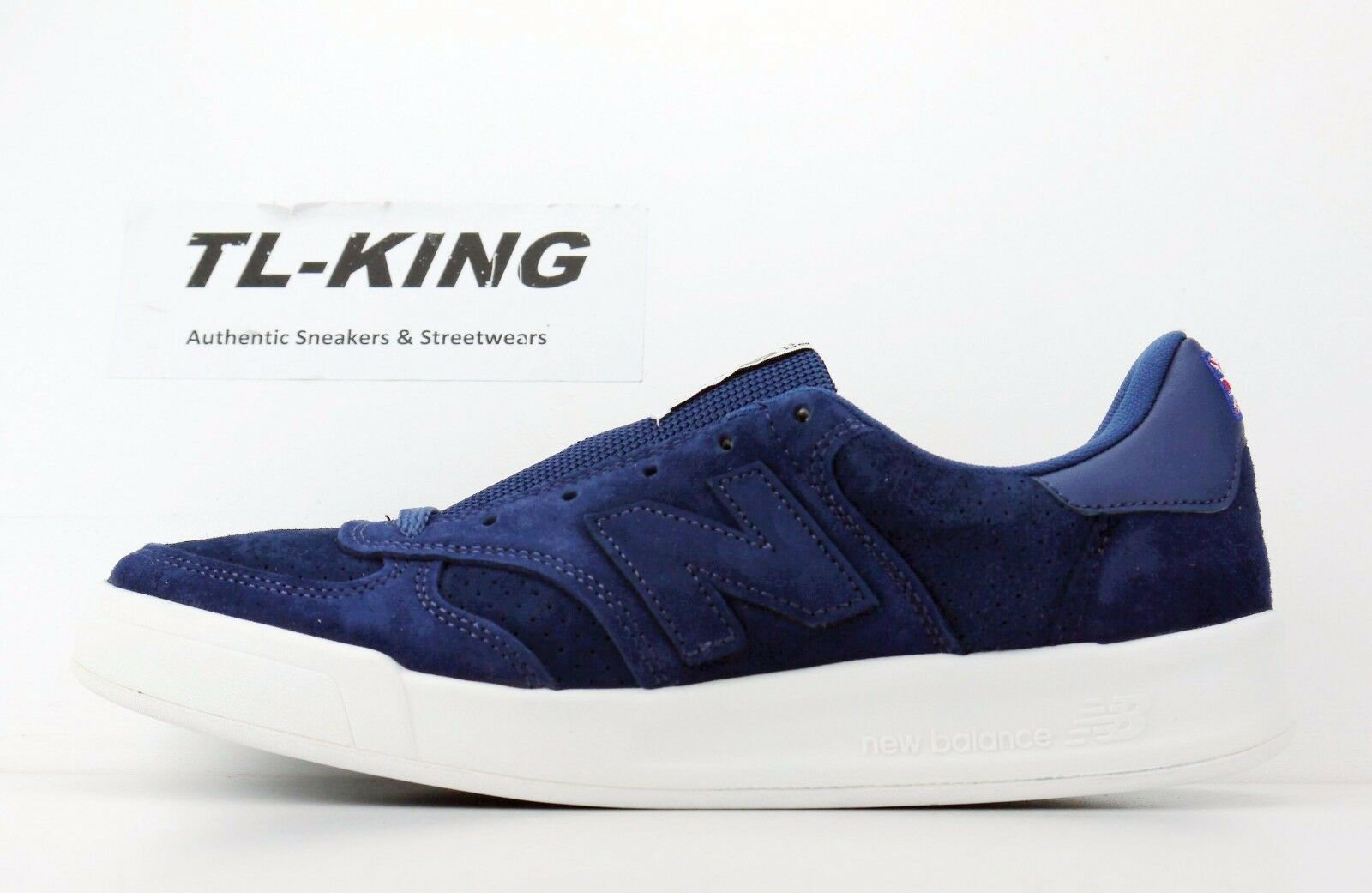 New Balance CT300FB Navy Flying The Flag Made In England UK Msrp  160 wb HK
