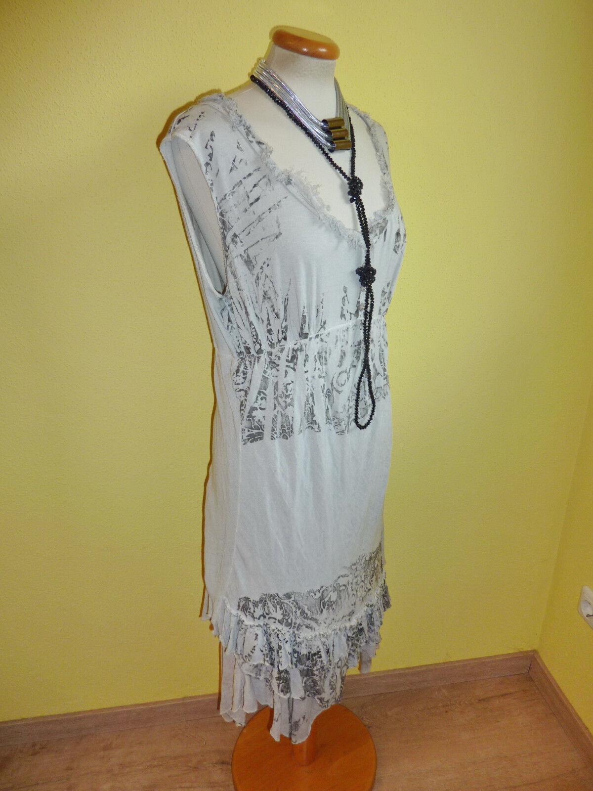 Kleid More made in in in  Animalprint grau Größe M neu | Sale Outlet  ab62d8