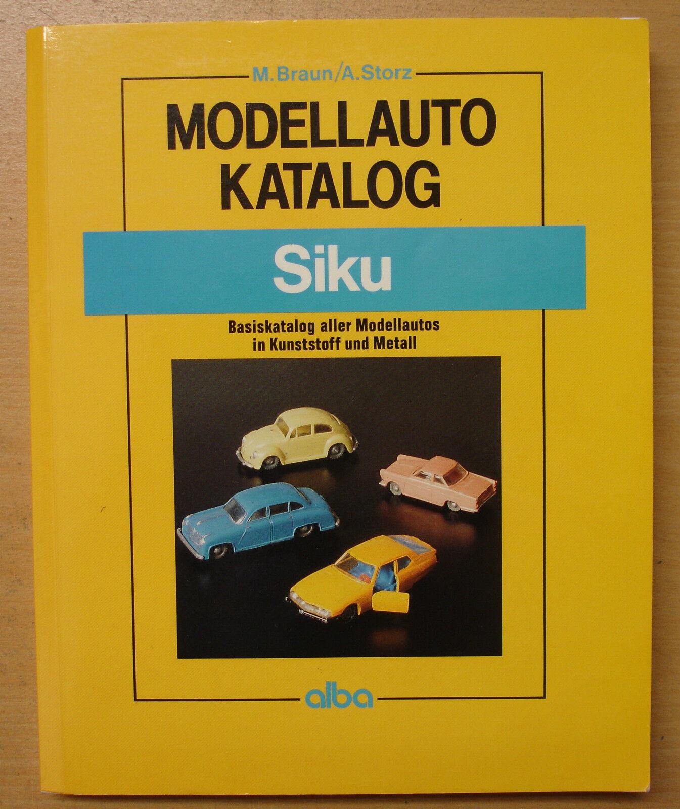Voiture miniature catalogue siku modèle voitures modèles voitures catalogue tarif LIVRE BOOK