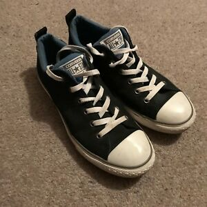 Womens Trainers 5 Dark Grey All Shoes Canvas 5 Star Uk Converse 1qwHx1Or