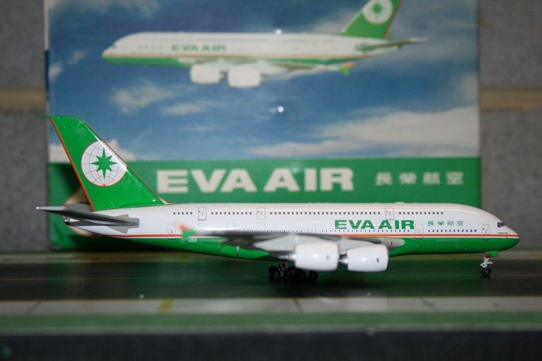 servicio considerado Magic Modelos 1 400 Eva Air Airbus A380-800 fundición modelo modelo modelo avión de aire  Centro comercial profesional integrado en línea.