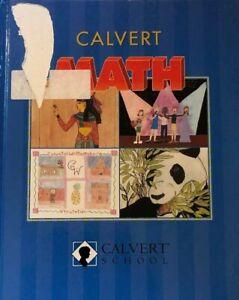 Calvert-Math-Seventh-Grade-by-Calvert-School-2007-Hardcover