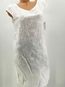 Ebay leinenkleid