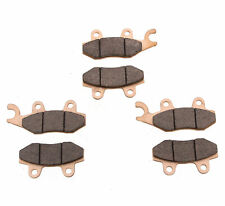 2013-2017 Can-Am Commander DPS 800R Front and Rear Severe Duty Brake Pads