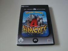 PC Spiel SimCity 4 Deluxe