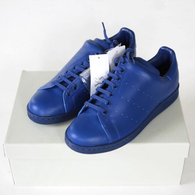 Y's Yohji Yamamoto X Adidas Diagonal Lace Shoes Stan Smith YS SNEAKERS 7 us