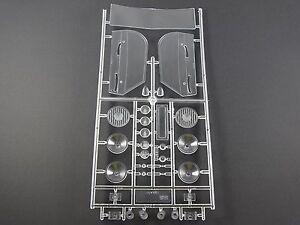 POCHER 1:8 K 74 fenêtre set complet Mercedes 500k AK Cabriolet 74-44 l3