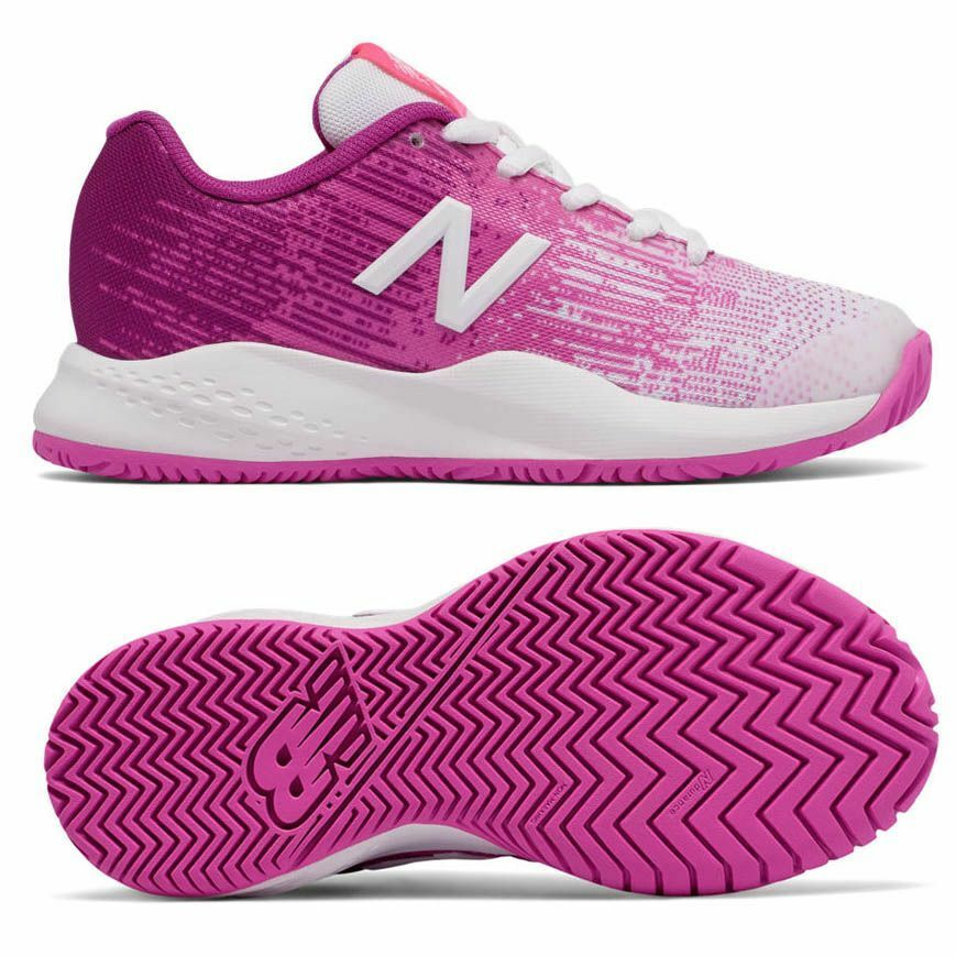 New Balance KC996 v3 Junior Cushioned Youngster Tennis shoes