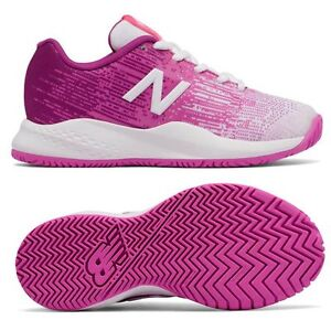 c5a946fa3a618 Details about New Balance KC996 v3 Junior Cushioned Youngster Tennis Shoes