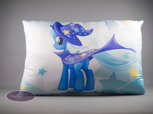 "My Little Pony Trixie Lulamoon Big Pillow Case 58x38cm //23/""x15/"" Quality UK Stock"