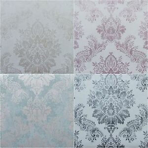 Image Is Loading Baroque Wallpaper Pastel Colours Ornaments Classical Rococo Rapidly