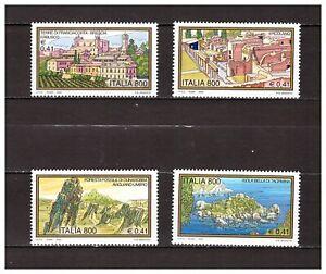 S18014) Italy 2000 MNH New Tourist 4v