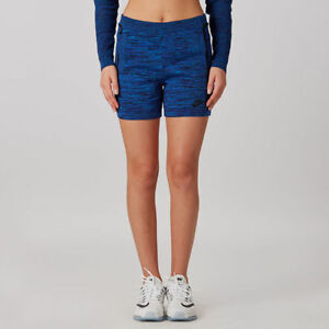 Image is loading NEW-WOMENS-NIKE-TECH-KNIT-SHORTS-747980-439- 9b91788a9