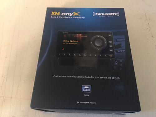 Sirius XM Radio Onyx XDNX1V1 For SiriusXM Car /& Home Satellite Radio Receiver