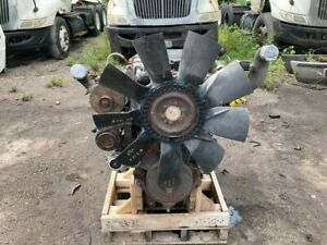 Paccar PX-7 Diesel Engine. 325HP, Approx. 389K Miles. All Complete