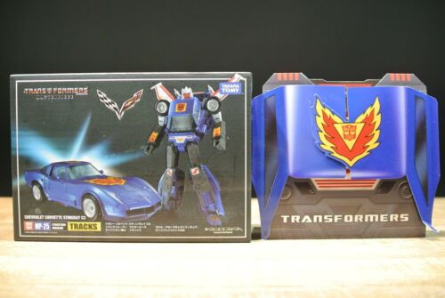 Takara Tomy Transformers Master Piece MP 25 Tracks with Coin MP25