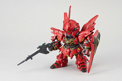 Ben Informato Msn-06s Sinanju Gundam Gunpla Sd Ex-standard #013 Bandai