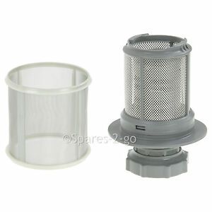 2-Part-Micro-Mesh-Filter-for-SIEMENS-Dishwasher-427903-170740-Spare-Part