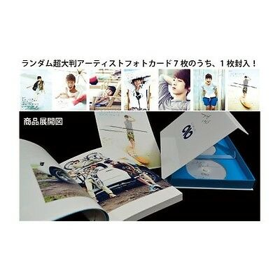 INFINITE She's Back Single CD+DVD Limited Edition w/Bonus Post Card from japan