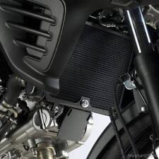 R&G Protector De Radiador Negro Para Suzuki DL650 V-Strom, de 2012 a 2017
