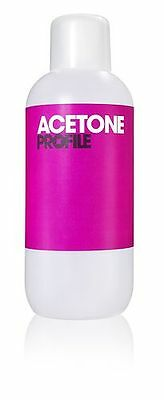 Salon System Profile Acetone Nail Polish Remover Cleanser Cleaner - 1 Litre