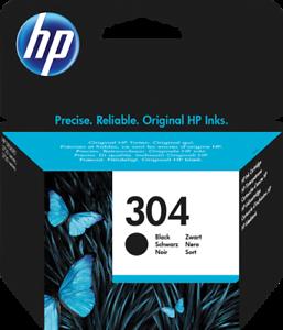 HP cartouche encre 304 noir