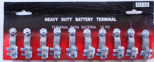 BATTERY TERMINAL ENDS TOP POST 10