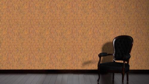 """34346-34304 - Noble Toison papier peint /""""Rusted/"""" LOSANGES en métal 3d-Optique Patine Rouille"""