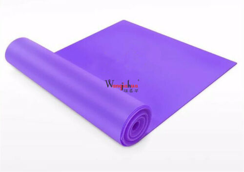 Yoga Tension Strap Elastic Band Fitness Training Latex Pull Rope Workout Stretch