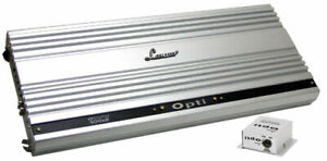 Lanzar-OPTI-2-Two-Channel-Stereo-Competition-Car-Speaker-Amplifier-2000w