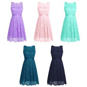 Women-039-s-Short-Formal-Dress-Evening-Party-Ball-Gown-Prom-Bridesmaid-Wedding-Dress