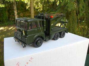 Véhicule Militaire A.smith A. Modèles Récupération Ftf 6x4 Occasion