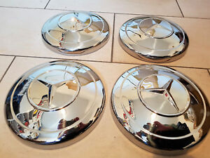New Hubcaps Mercedes 1864010025 Ponton180 190SL300 W111 113 108 109 121
