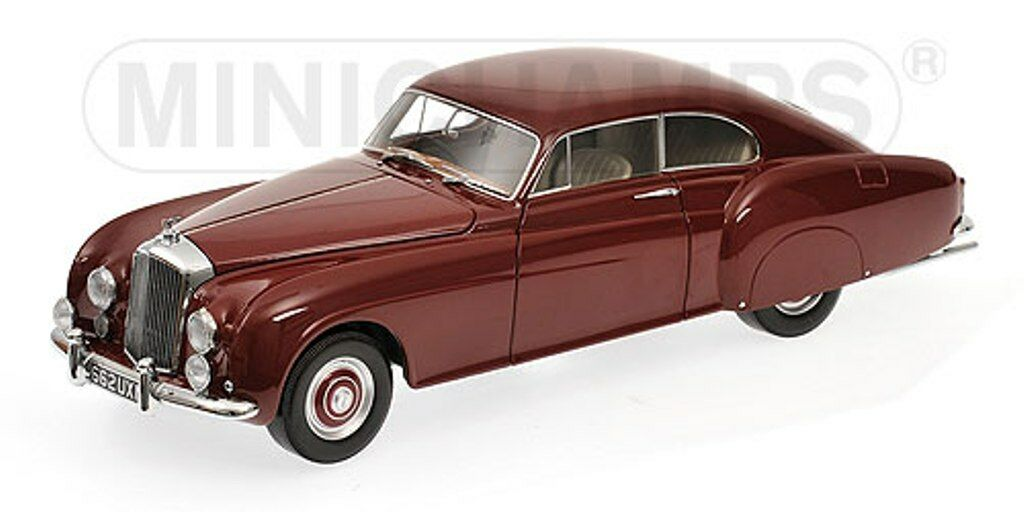 Minichamps 100 139420 100 139421 Tipo R Bentley Continental coches modelo 1954 1:18
