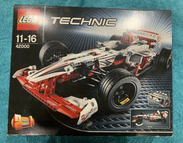LEGO Technic 42000 Grand Prix Racer NEW SEALED DISCONTINUED RARE