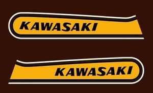 KAWASAKI-750-H2B-1974-Stickers-decals-carrosserie-Candy-Brown