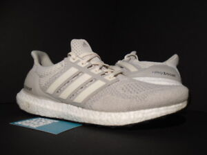 5280c39c8f1 ADIDAS ULTRA BOOST LTD TAN CREAM CHALK OFF-WHITE BEIGE BLACK NMD R1 ...