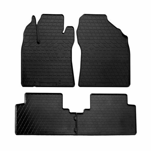 Gummimatten Fußmatten für Toyota Avensis 2009-2018 Original Qualität 4-tlg