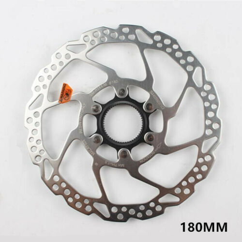 Shimano Deore SM RT54 Disc Brake Rotor 160MM 180MM Centerlock Mountain Bike MTB